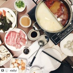 [Crystal Jade Steamboat Kitchen] Still looking for the perfect venue for this weekend's reunion dinner? Why don't you invite the family out