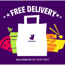 [PappaRich] To celebrate the month of love - enjoy FREE delivery when you order from PappaRich Deliveroo between 15th Feb - 21st Feb.