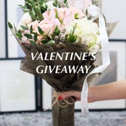 [Superga] WIN! This Valentine's Day, we are partnering with Flower Story to bring you the ideal gift set – a bouquet