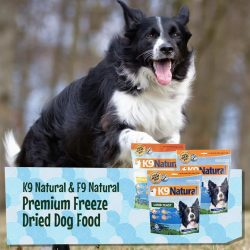 [Pet Lovers Centre Singapore] Our premium freeze dried dog food range uses only the highest quality ingredients giving your dog the locked in natural