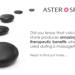 [AsterSpring Origin of Beauty] While many of you may have tried hot stone therapy, its lesser-known cooling counterpart is an equally effective technique
