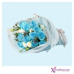 [Xpressflower.com] This gorgeous hand bouquet is named after the morning star which shines the brighter than all the stars in the