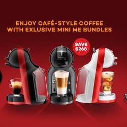 [Lazada Singapore] Ignite the coffee lover in you! Free OTO Back Massager worth $149 with purchase of Mini-Me Coffee Machine! 51