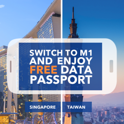 [M1] There's no better time to explore the world now. Switch over to M1 and sign up with your non-