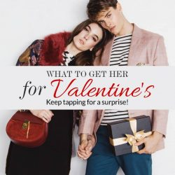 [Reebonz] Don't panic if you're still unsure of what to get her this Valentine's Day. Head over to