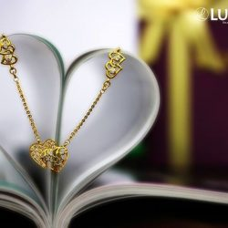 [Luvenus] Love. A special bond between two people, hearts different yet fused into one. Celebrate the passion and embrace what makes