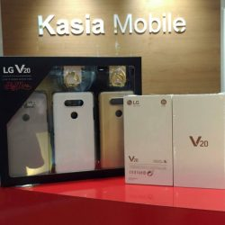 [Kasia Mobile] Lg V20 64gb Local Sets $785 FOC Case or FOC Batterykit Titan and Silver B & O Headset inside the box