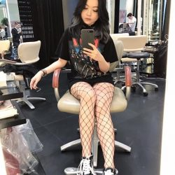 [MDSCollections] On Geo: Kiss Vintage Tee | Upcoming Kendall Fishnet Stockings #mdscollectionsGet your second piece on 50% off online and in-