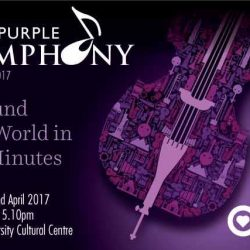 [SISTIC Singapore] Tickets for The Purple Symphony: Around The World in 80 Minutes go on sale on 23 Feb 2017. Get your