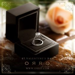 [ORRO Jewellery] Thinking of a Valentine's Day Gift?Drop by any ORRO outlet today! Prices start from $145.Share your ideas &