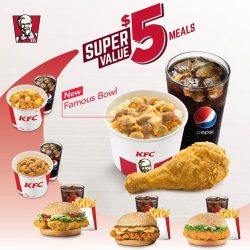 [KFC Singapore] Always on the hunt for the best deal?