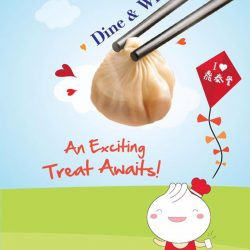 [Din Tai Fung] Adding cheer to your feasting, receive these Dine and Win cards when you dine at any of our restaurants with