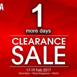 [YAMAHA MUSIC SQUARE] 1 More Day to go! Sale will kick off at 10am tomorrow at Plaza Singapura #06-01. See you there!