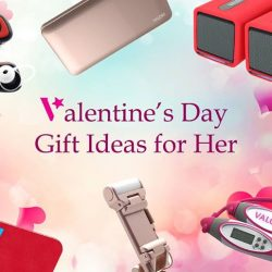 [Valore Challenger] Have you started on your Valentine's day shopping yet? Here are some wonderful gift ideas which you might want