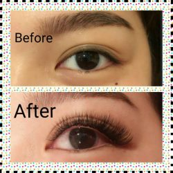 [NAILZ TREATS] 6D Miracle Flutters Lash Extension Top Popular set of Lash ExtensionVOLUME LASHES using 0.7mm (size 9 to 13