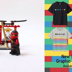 [Uniqlo Singapore] LEGO® lovers rejoice: get a FREE LEGO® novelty with a minimum of 3 LEGO® UTs purchased in a single receipt -