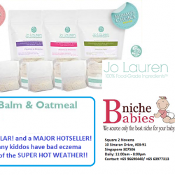 [Nichebabies] Jo Lauren's Miracle Balm is really a MIRACLE! It works WONDER!!:Formulated & created especially for babies with hypersensitive skin,