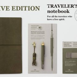 [Cityluxe] What colors of leather look good with TRAVELER'S notebook?Since releasing the classic editions of the notebook in brown