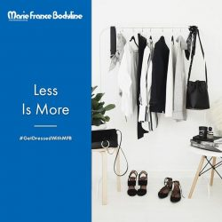 [Marie France Bodyline] Is de-cluttering and having a minimalistic way of life one of your New Year resolutions? Have you heard of