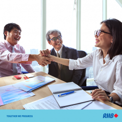 [RHB BANK] When you sign up for RHB Premier Banking, you'll get to enjoy exclusive privileges - like that of a dedicated