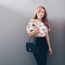 [MDSCollections] Micaela Top in Pink   mdsootd Hashtag mdsootd to win $50 online voucher.