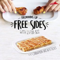 [Pizza Hut Singapore] Drumming up new value deals at Pizza Hut!