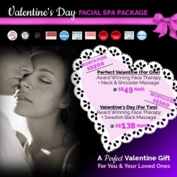 [FIL Skin & Body Intelligence] Gift your loved ones with a rejuvenating facial spa experience. Treat yourself and your loved ones with an award-winning