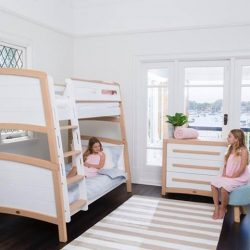 [motherswork] Looking to save space at home with a bunk bed? The Boori - Australia Ascende bunk bed is great for those