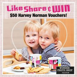 [Lee Wee & Brothers' Foodstuff] To celebrate #ValentinesDay tomorrow, we are giving away $50 Harvey Norman Voucher!How To Join? 1) Like this post 2)