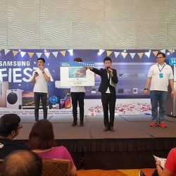 [Samsung Singapore] It's auction time here at Samsung Fiesta, and we can't wait to unveil all the exclusive attractive deals