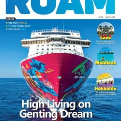 [WTS TRAVEL] Our latest ROAM magazine had landed in stores!Packed with gorgeous destination spreads, holiday itinerary ideas and useful vacation tips,