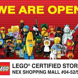 [The Brick Shop] WE ARE OPEN TODAY!Join us for lots of awesome activities, sure win scratch card, opening special, family lucky dip