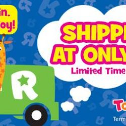 [Babies'R'Us] Dear Customers,For a limited time only, spend a minimum of $30 online at our store to enjoy shipping at
