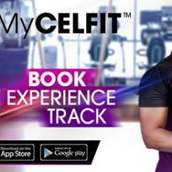 [Celebrity Fitness Singapore] It's Arrived! Celebrators...we are proud to announce the soft launch of our signature app 📲.....MyCELFIT™ Explore now its