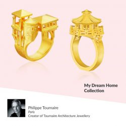 [CITIGEMS] What does your dream home look like? Inspired by beautiful dream homes around the world, the Future Gold 999 Pure