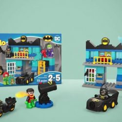 [The Brick Shop] Now your little one can send the caped crusader on a creative adventure with the LEGO DUPLO Batcave Challenge! Watch