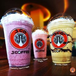 [J.Co Donuts & Coffee] Today is the 1 for 1 Frappe promotion!
