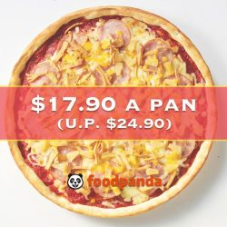 [Pezzo Pizza SG] Why just have a slice of our pizza yourself when you can order a full pan at just $17.90