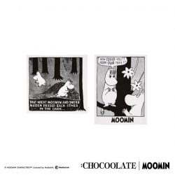 [Chocoolate --- i.t Labels Singapore] Take home a little bit of Moominvalley when you purchase the :CHOCOOLATE x MOOMIN collection!Get a FREE :CHOCOOLATE x