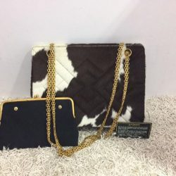 dcfb6f2983ed  MADAM MILAN  Sneak Preview  FE Brand Model  Chanel Vintage PonyHair Medium  Tote Bag Price   1850 Item Code  FE9278C FE69RP 1C Call 62352628