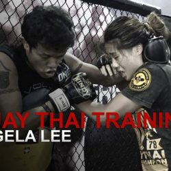 [EVOLVE MMA] Support ONE Atomweight World Champion Angela Lee for her first title defense at the mega ONE Championship event on March