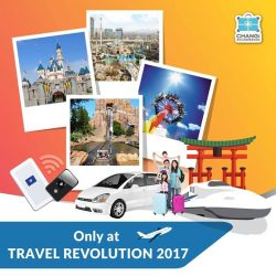 [Changi Recommends] It's the last day to enjoy exclusive deals at the Travel Revolution fair!
