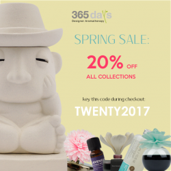 [365 Days] 365 DAYS Spring Sale starts today!Limited quantities available for all items. Hurry grab them now before its too late.