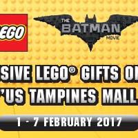 """[Babies'R'Us] It's the LAST day of our LEGO® Batman @ Toys""""R""""Us Tampines Mall Atrium!Before we go back to"""
