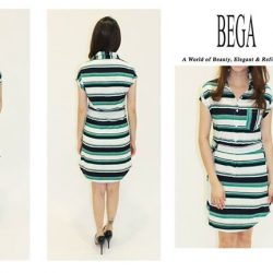 [BEGA] You are a trendsetter by nature, which is why you and the fashion influenced striped design make perfect sense. Just