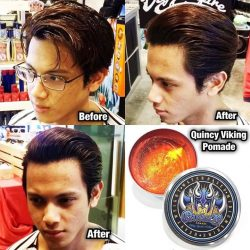 [Supershades] Frustrated over the hunt for the pomade brand you can depend on to hold your hair in place? Get the
