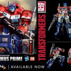 [PLAYe] There is more than meets the eye. Get your own Optimus Prime Mega Action Figure now!Find a store today (