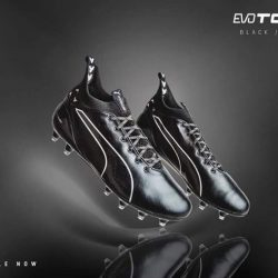 [WESTON CORP] New Puma evoTouch Pro FG Black/Silver Available Now At All Weston Stores And Online http://www.weston.com.sg/