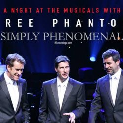 [SISTIC Singapore] Tickets for A NIGHT AT THE MUSICALS WITH THREE PHANTOMS go on sale on 22 Feb 2017. Get your tickets