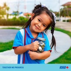 [RHB BANK] There's no right or wrong time to open a savings account for your child, but if you want to